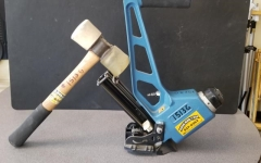 Where to rent FLOOR NAILER - PNEUMATIC 18 GA. in Old Town ME