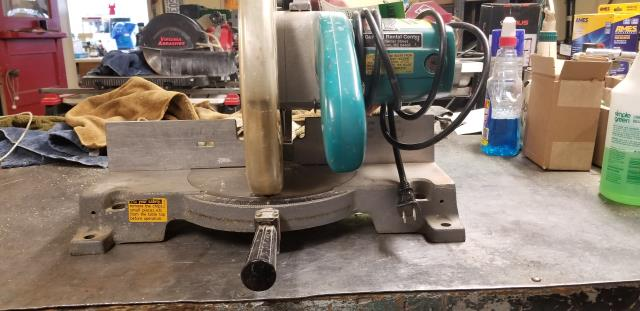 Where to find MITER SAW POWER - MAKITA 10 in Old Town