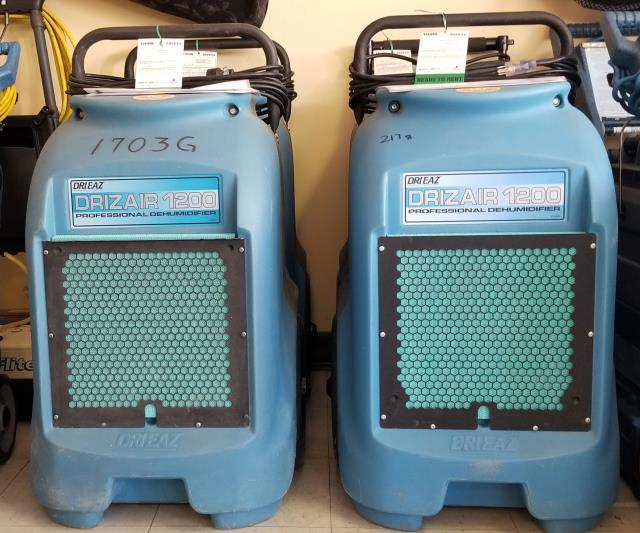 Where to find DEHUMIDIFIER in Old Town