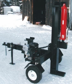 Where to rent WOOD SPLITTER   TILT  25-TON in Old Town ME