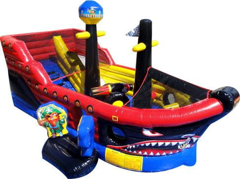 Where to find BOUNCE HOUSE - LIL  PIRATES SHIP in Old Town