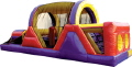 Where to rent INFLATABLE 40  OBSTACLE COURSE in Old Town ME