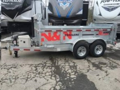 Where to rent DUMP TRAILER 6  X 12 in Old Town ME