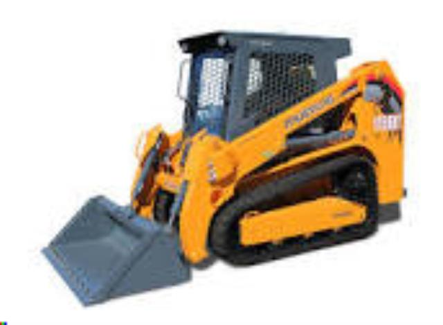 Where to find SKID-STEER TRACK LOADER in Old Town