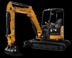 Where to rent EXCAVATOR - MUSTANG 350Z in Old Town ME