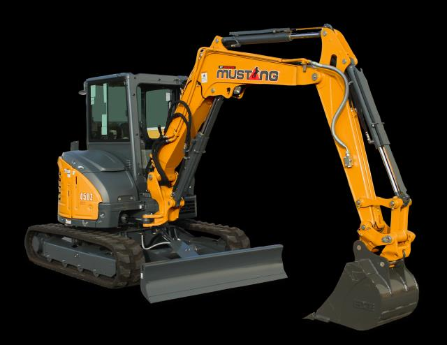Where to find EXCAVATOR - MUSTANG 450Z in Old Town