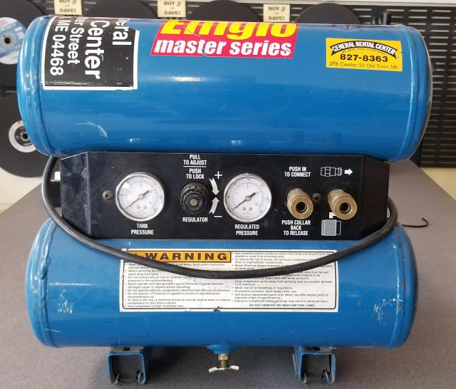 Where to find AIR COMPRESSOR SMALL ELEC in Old Town
